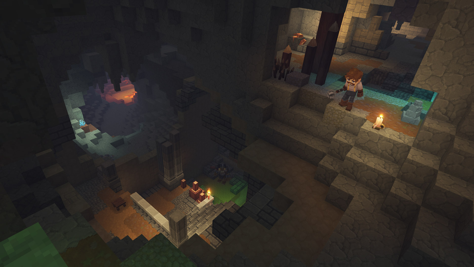 dungeon hytale