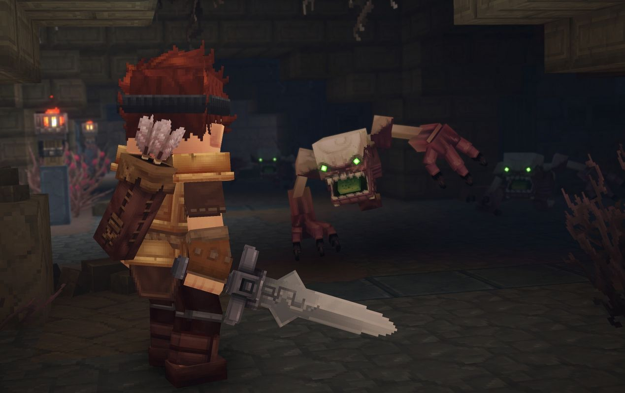 monstruos hytale
