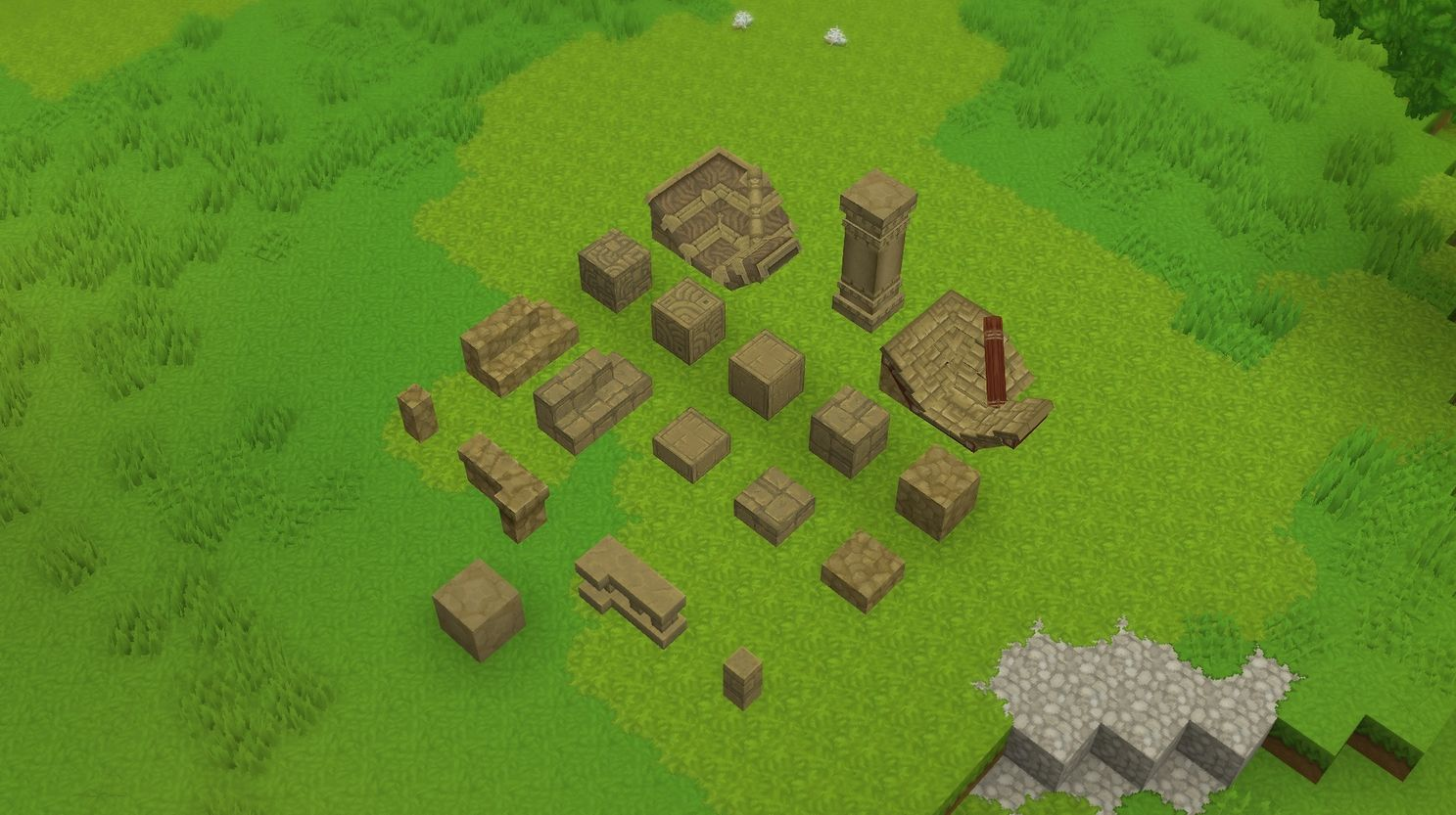 bloques hytale