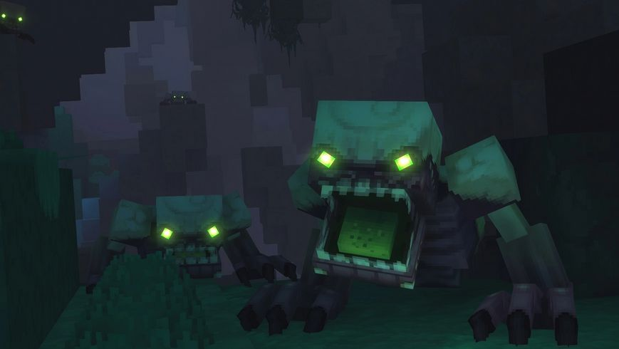 crawlers hytale
